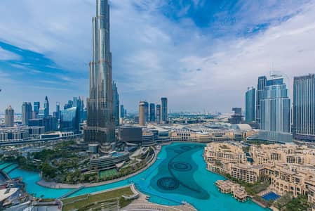 3 Bedroom Penthouse for Rent in Downtown Dubai, Dubai - Burj Khalifa & Fountain View | Penthouse
