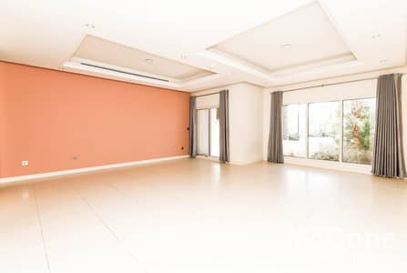 3 Bedroom Townhouse for Sale in Jumeirah Golf Estate, Dubai - Exclusive Unit | Pool View | Vacant Now