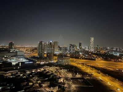 استوديو  للايجار في مثلث قرية الجميرا (JVT)، دبي - Road View | Brighter and Spacious | Chiller Free