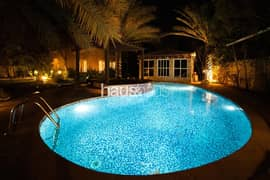 فیلا في الفورادا 4 الفورادا المرابع العربية 5 غرف 350000 درهم - 5144699
