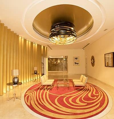 شقة فندقية 2 غرفة نوم للايجار في دبي وورلد سنترال، دبي - شقة مفروشة بالكامل من غرفتي نوم - تينورا ، مدينة دبي للطيران