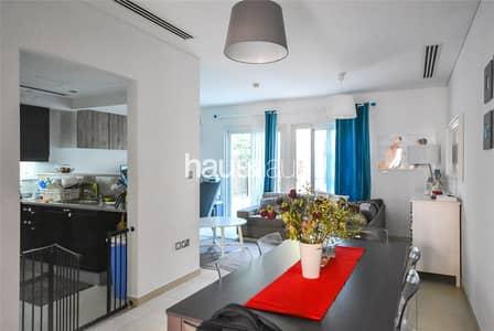 تاون هاوس 1 غرفة نوم للايجار في قرية جميرا الدائرية، دبي - End Plot | Available mid-June | Private Garden |