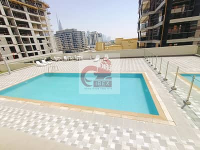 1 Bedroom Apartment for Rent in Sheikh Zayed Road, Dubai - Brand New big size terrace 1bhk just 55k behind of sheikh zayed road