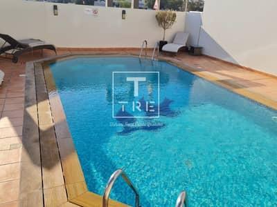 3 Bedroom Villa for Rent in Jumeirah, Dubai - Brand New 3 Bed | Pool|Quiet & Convenient Location