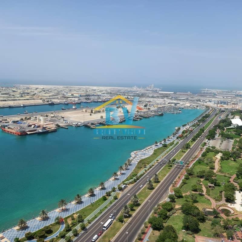 2 Ravishing 2BHK+Maid Sea views available Balcony Facilities Corniche Area