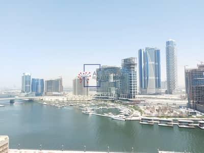 2 Bedroom Apartment for Rent in Business Bay, Dubai - Elegant Unit | Full Carnal View | Prime Location