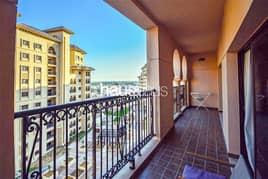 شقة في الأندلس عقارات جميرا للجولف 1 غرف 50000 درهم - 5144989