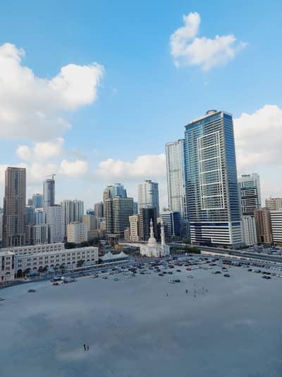 فلیٹ 2 غرفة نوم للايجار في الخان، الشارقة - شقة في الخان 2 غرف 32000 درهم - 5145177