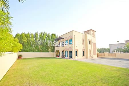 2 Bedroom Villa for Sale in Jumeirah Village Triangle (JVT), Dubai - Exclusive | Large Corner Plot | Away from Cables
