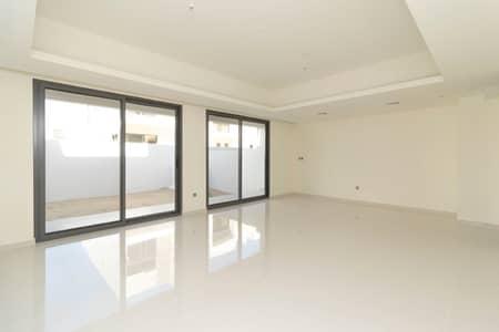 تاون هاوس 4 غرف نوم للايجار في أكويا أكسجين، دبي - Brand New   Single Row   Close to Pool   Primrose   4 BR + Maid's   Spacious