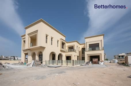 Dubai Hills View | 7 Bedroom Mansion | Fitted Out
