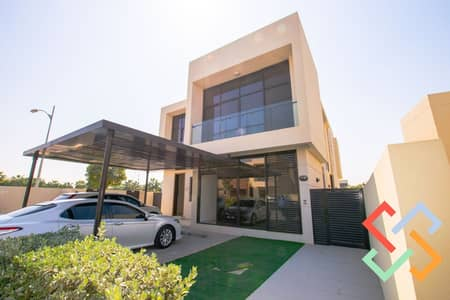 5 Bedroom Villa for Rent in DAMAC Hills (Akoya by DAMAC), Dubai - Brand New | 5 Bedroom + Maid Room | Luxury Villa