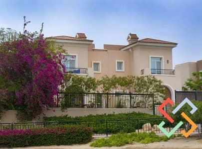 4 Bedroom Townhouse for Sale in Arabian Ranches, Dubai - Private pool | Lake view | Corner Plot | 2E
