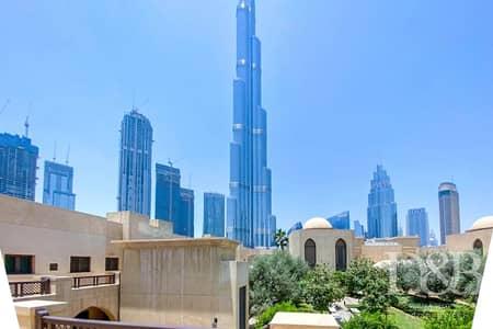 شقة 1 غرفة نوم للايجار في وسط مدينة دبي، دبي - 1 Bed | Fully Furnished | Fountain Views