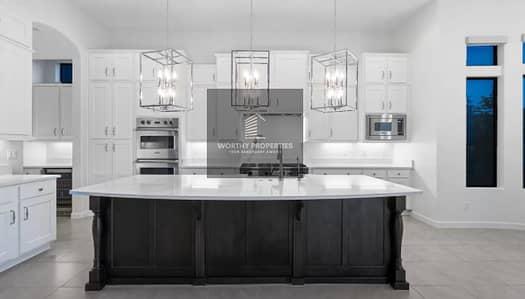 فیلا 4 غرف نوم للبيع في مدينة شخبوط (مدينة خليفة ب)، أبوظبي - UAE Hot Deal, Own the Most Uniquely Mountains view  Villa Located Arizona