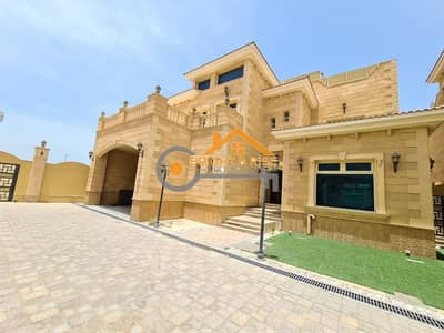 5 Bedroom Villa for Rent in Mohammed Bin Zayed City, Abu Dhabi - ALLURING 5 MASTER BEDROOMS VILLA WITH PRIVTE POOL IN  A COMPLEX MBZ