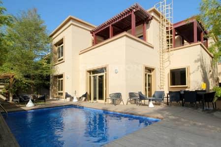 فیلا 5 غرف نوم للبيع في حدائق الجولف في الراحة، أبوظبي - Hot Deal | Vacant | Lailak | Partial Golf View