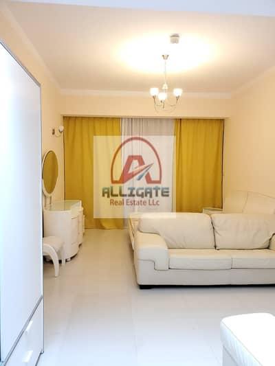 استوديو  للايجار في مدينة دبي الرياضية، دبي - DEWA CONNECTED//HOT DEAL //BRAND NEW /FULLY  FURNISHED //with large balcony