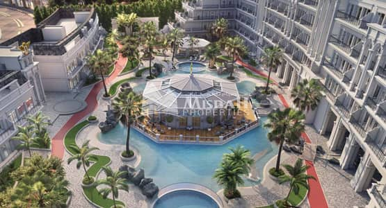 2 Bedroom Flat for Sale in Arjan, Dubai - Two Bedroom Apartment in Arjan with monthly payments options throughout