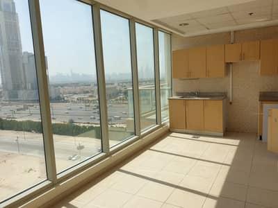 فلیٹ 1 غرفة نوم للايجار في مدينة دبي للإنتاج، دبي - 1 bed l Open View l Midd Floor l Oakwook Residence