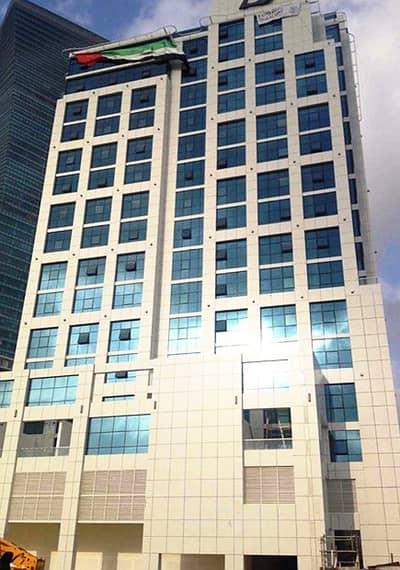 شقة فندقية 2 غرفة نوم للايجار في الخليج التجاري، دبي - شقة فاخرة من غرفتي نوم - PARK CENTRAL، BUSINESS BAY