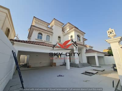 European villa for sale at an attractive price, large areas, and stone face Al Mwaihat without down payment and bank financing The best real estate agents Owns the villa of a lifetime at a price of a shot and all the facilities Modern villa freehold witho