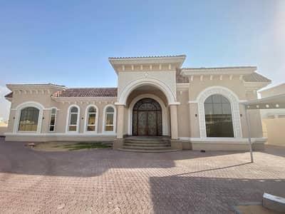3 Bedroom Villa for Rent in Al Suyoh, Sharjah - Spacious Independent Villa | 3 Bedrooms | 2 Living Rooms / Majlis | Servant Quarters | Driver Room | Big Garden
