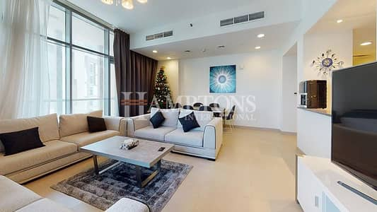 شقة 2 غرفة نوم للبيع في قرية التراث، دبي - Huge Layout | Furnished 2BR | Dubai Wharf