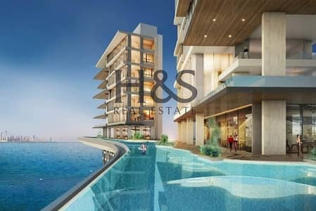 شقة فندقية 1 غرفة نوم للبيع في نخلة جميرا، دبي - Partial Sea View I Direct Beach Access I Limited Offer