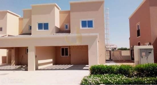 4 Bedroom Villa for Sale in Dubailand, Dubai - Corner Unit | Near Pool and Park | Type E Villa |  4BR+M Amaranta
