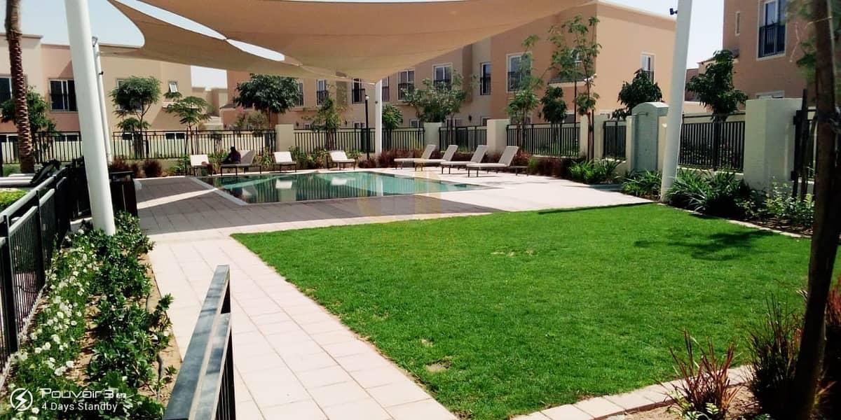 10 Corner Unit   Near Pool and Park   Type E Villa    4BR+M Amaranta