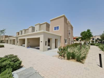 3 Bedroom Townhouse for Sale in Dubailand, Dubai - 3 Bed + Maid's | Call Today |Near Pool and Park | Single Row 3 Beds plus Maid