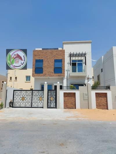 فیلا 5 غرف نوم للبيع في الياسمين، عجمان - فيلا اوربي للبيع تمويل بنكي وبدون دفعه اولي افضل الوكلاء العقارين
