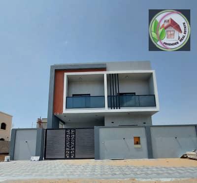 فیلا 5 غرف نوم للبيع في الياسمين، عجمان - استبدل الايجار بفيلا خاصه بك في عجمان عن طريق التمويل البنكي  بدون دفعه مقدمه