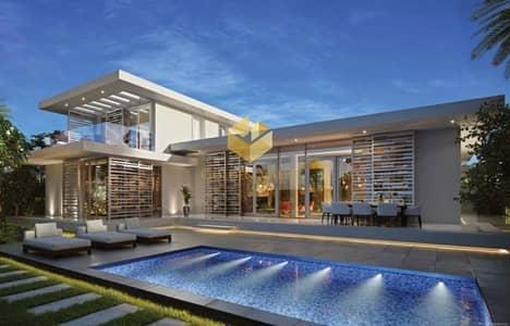 4 Bedroom Villa for Sale in Tilal Al Ghaf, Dubai - TILAL AL GHAF New phase Aura Twin Vlla Under Construction Amazing location