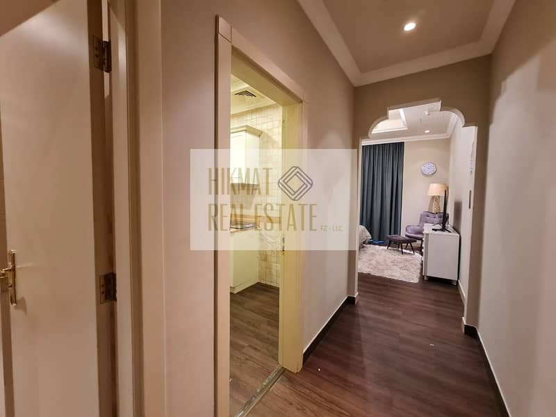 2 Cozy Studio Hotel Apartment Al Hamra Palace