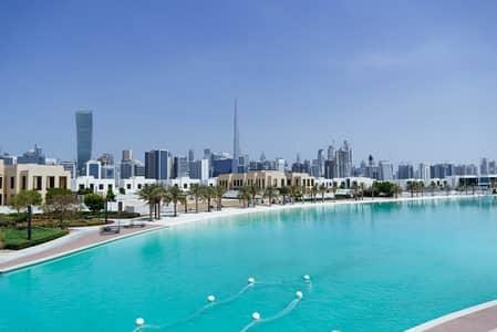 ارض سكنية  للبيع في مدينة محمد بن راشد، دبي - Prime Location | On Crystal Lagoon| Stunning Views