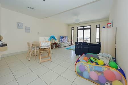 فلیٹ 2 غرفة نوم للايجار في المدينة القديمة، دبي - Exclusive | Spacious 2 Bed +Study | Balcony