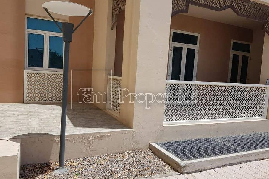 2 Ground Floor l With Courtyard l Rented