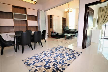 2 Bedroom Flat for Sale in Al Furjan, Dubai - Convertible into 2 Beds |Furnished| Rented
