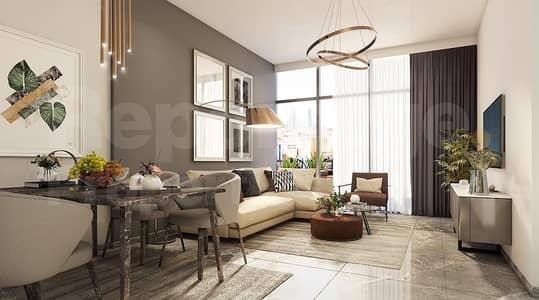 فلیٹ 1 غرفة نوم للبيع في مدينة مصدر، أبوظبي - Italian furnished units direct developer |handover Q4(2022)