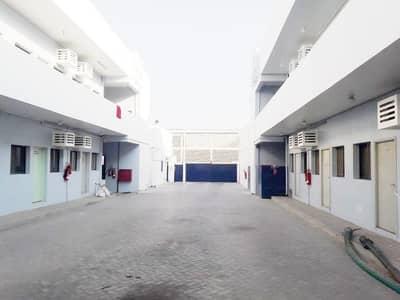 سكن عمال  للايجار في المنطقة الصناعية، الشارقة - 1