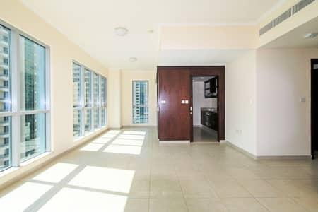 شقة 1 غرفة نوم للايجار في وسط مدينة دبي، دبي - Bright & Spacious 1 bedroom for Rent I Community View