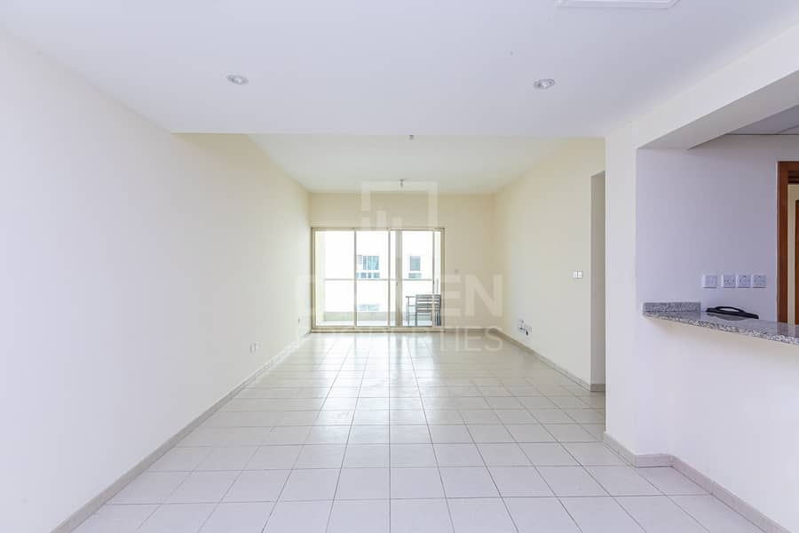 2 Exclusive and Vacant | Pool Facing 1 Bed