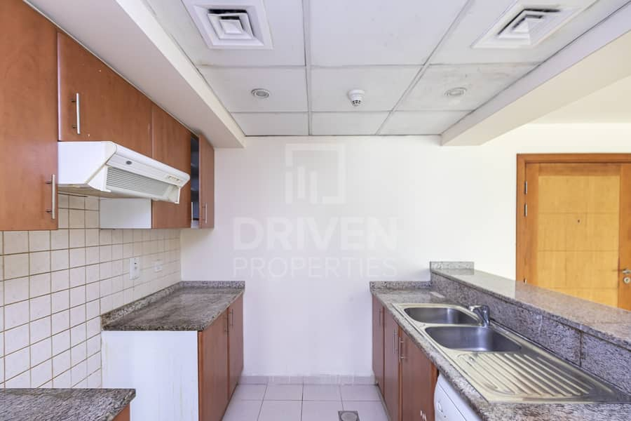 19 Exclusive and Vacant | Pool Facing 1 Bed