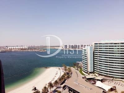 فلیٹ 3 غرف نوم للايجار في شاطئ الراحة، أبوظبي - Full Sea View | Lovely Apartment | Facilities