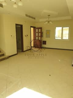 Spacious Villa | 3 Bedroom | Unfurnished | 45K Yearly