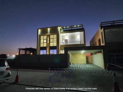 فیلا 5 غرف نوم للبيع في العالية، عجمان - لأصحاب الفخامة و التشطيبات الراقيه جداا وافضل المواقع الخاصه بالفيلل