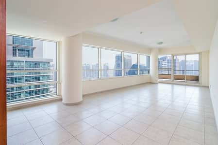 فلیٹ 3 غرف نوم للبيع في دبي مارينا، دبي - Huge Balcony | Full Marina views | Prime location