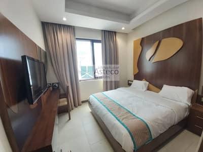 2 Bedroom Hotel Apartment for Rent in Al Barsha, Dubai - Near Metro | balcony | Furnished